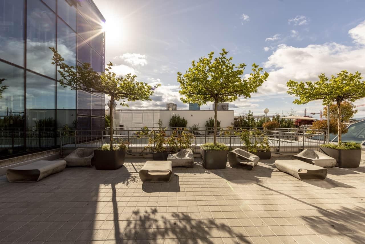 Terrasse - eins0eins